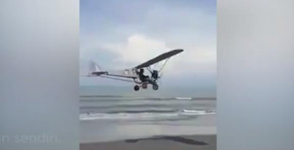 Belajar membuat pesawat dari youtube
