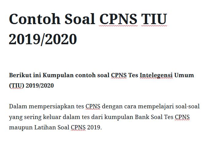 Contoh-Soal-CPNS-TIU-2019-2020
