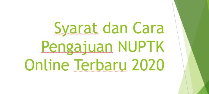 Syarat-dan-Cara-Pengajuan-NUPTK-Online-Terbaru-2020
