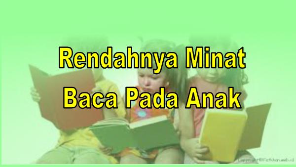 Rendahnya-Minat-Baca-Pada-Anak