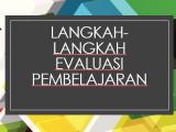 Langkah-langkah-Evaluasi-Pembelajaran