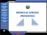 Memulai Sebuah Presentasi
